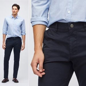 Bonobos Stretch Wash Chinos Pants Dark Navy